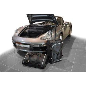 Car-Bags Porsche Cayman / Boxster | bouwjaar 2004 t/m 2012 | CarBags reistassenset