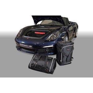 Car-Bags Porsche Cayman / Boxster | bouwjaar 2012 t/m 2016 | CarBags reistassenset