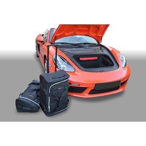 Car-Bags Porsche Cayman / Boxster | bouwjaar 2016 t/m heden | CarBags reistassenset