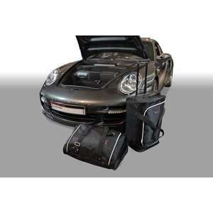 Car-Bags Porsche 911 | bouwjaar 2004 t/m 2012 | CarBags reistassenset