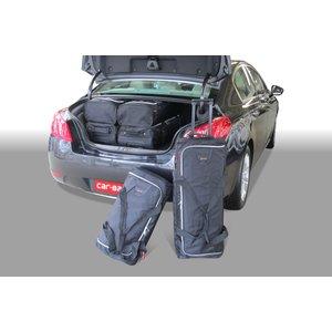 Car-Bags Peugeot 508 Sedan HYbrid4 | bouwjaar 2010 t/m 2018 | CarBags reistassenset