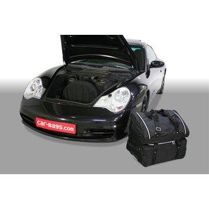Car-Bags Porsche 911 | bouwjaar 1997 t/m 2006 | CarBags reistassenset