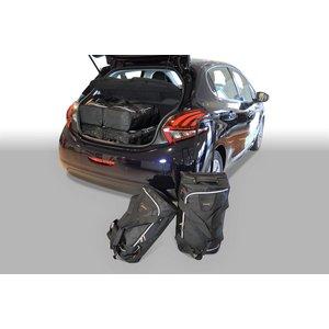 Car-Bags Peugeot 208 | bouwjaar 2012 t/m 2019 | CarBags reistassenset