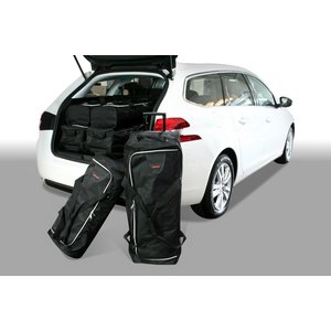 Car-Bags Peugeot 308 SW | bouwjaar 2013 t/m heden | CarBags reistassenset