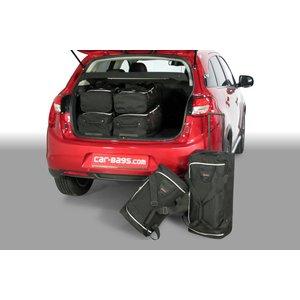 Car-Bags Peugeot 4008 | bouwjaar 2012 t/m 2017 | CarBags reistassenset