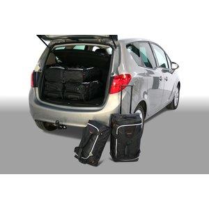 Car-Bags Opel Meriva | bouwjaar 2010 t/m 2017 | CarBags reistassenset