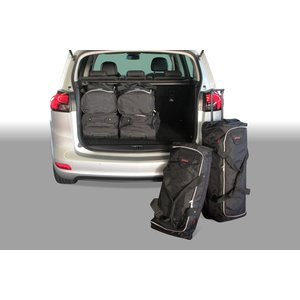 Car-Bags Opel Zafira | bouwjaar 2011 t/m 2019 | CarBags reistassenset
