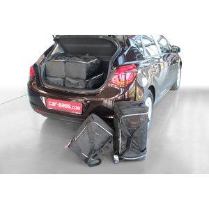 Car-Bags Opel Astra Hatchback | bouwjaar 2009 t/m 2015 | CarBags reistassenset