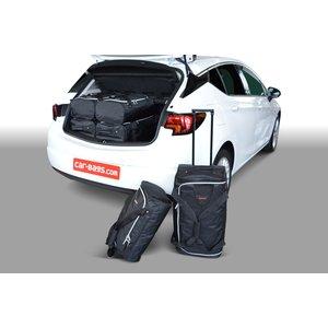 Car-Bags Opel Astra Hatchback | bouwjaar 2015 t/m heden | CarBags reistassenset