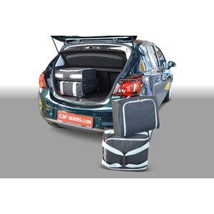 Car-Bags Opel Corsa Hatchback | bouwjaar 2014 t/m 2019 | CarBags reistassenset
