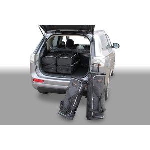 Car-Bags Mitsubishi Outlander PHEV | bouwjaar 2012 t/m heden | CarBags reistassenset
