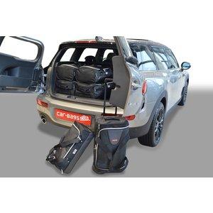 Car-Bags Mini Clubman | bouwjaar 2015 t/m heden | CarBags reistassenset met Britse vlag logo