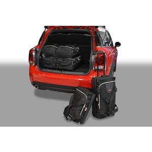 Car-Bags Mini Countryman   bouwjaar 2016 t/m heden   Car Bags reistassenset met Britse vlag logo