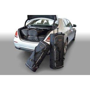 Car-Bags Mercedes E-Klasse Sedan | bouwjaar 2016 t/m heden | CarBags reistassenset