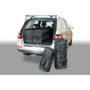 Car-Bags Mercedes M-Klasse | bouwjaar 2011 t/m 2015 reistassenset