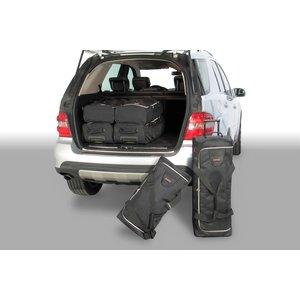 Car-Bags Mercedes M-Klasse | bouwjaar 2005 t/m 2011 | CarBags reistassenset
