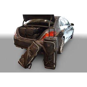 Car-Bags Mercedes C-Klasse Sedan   bouwjaar 2014 t/m heden   CarBags reistassenset