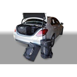 Car-Bags Mercedes C-Klasse Sedan   Plug In Hybrid   bouwjaar 2015 t/m heden   CarBags reistassenset