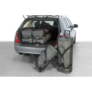 Car-Bags Mercedes C-Klasse Combi   bouwjaar 2007 t/m 2014   CarBags reistassenset