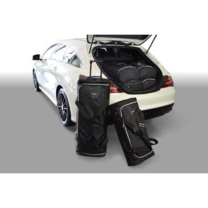 Car-Bags Mercedes CLA shooting brake | bouwjaar 2015 t/m heden | CarBags reistassenset