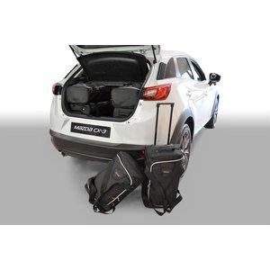 Car-Bags Mazda CX3 | bouwjaar 2015 t/m heden | CarBags reistassenset