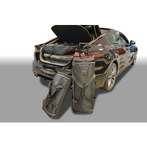 Car-Bags Kia Stinger | bouwjaar 2017 t/m heden | CarBags reistassenset