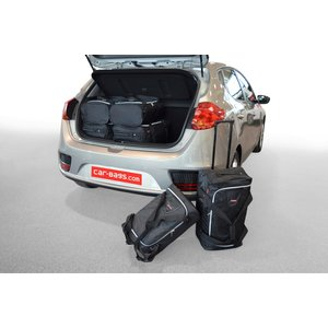 Car-Bags Kia Ceed Hatchback | bouwjaar 2012 t/m 2018 | CarBags reistassenset