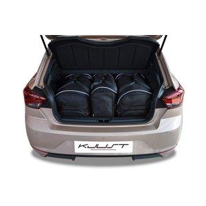 Seat Ibiza Hatchback | bouwjaar 2017 t/m heden | Kjust Car Bags | set van 3