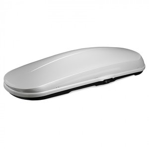 WhispBar Dakkoffer Yakima 753 | 500 liter | glans silver