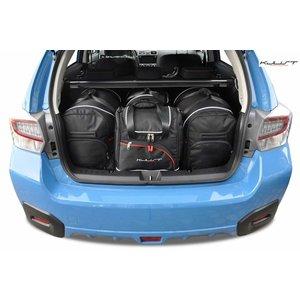 Kjust Subaru XV | bouwjaar 2012 t/m heden | Kjust Car Bags | set van 4