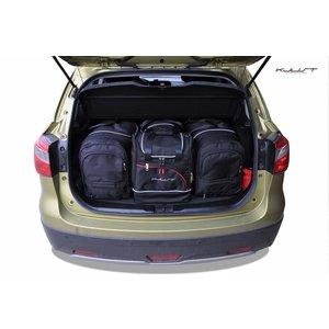 Kjust Suzuki S-Cross | bouwjaar 2013 t/m heden | Kjust Car Bags | set van 4