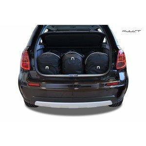 Kjust Suzuki SX4 | bouwjaar 2010 t/m 2013 | Kjust Car Bags | set van 3
