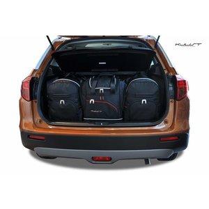 Kjust Suzuki Vitara | bouwjaar 2015 t/m heden | Kjust Car Bags | set van 4