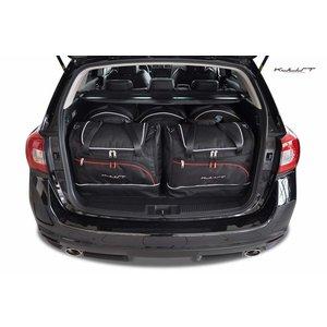 Kjust Subaru Levorg | bouwjaar 2015 t/m heden | Kjust Car Bags | set van 5