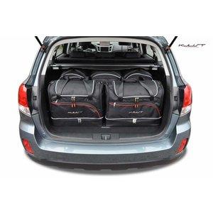 Kjust Subaru Outback   bouwjaar 2009 t/m 2015   Kjust Car Bags   set van 5