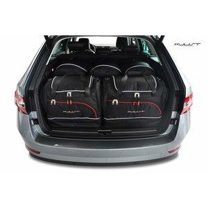 Kjust Skoda SuperB Combi | bouwjaar 2015 t/m heden | Kjust Car Bags | set van 5