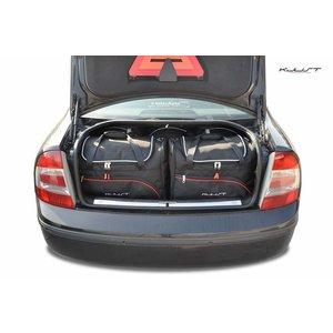 Kjust Skoda SuperB Sedan | bouwjaar 2001 t/m 2008 | Kjust Car Bags | set van 5