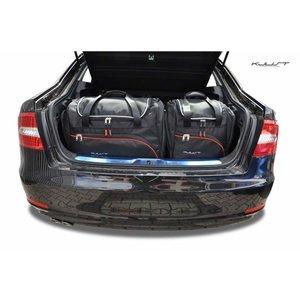Kjust Skoda SuperB Sedan | bouwjaar 2008 t/m 2015 | Kjust Car Bags | set van 5