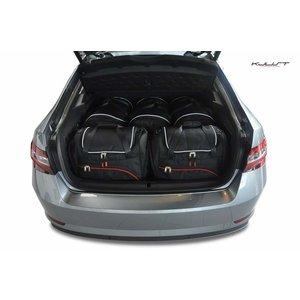 Kjust Skoda SuperB Sedan | bouwjaar 2015 t/m heden | Kjust Car Bags | set van 5