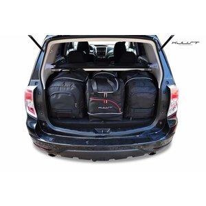 Kjust Subaru Forester | bouwjaar 2008 t/m 2013 | Kjust Car Bags | set van 4