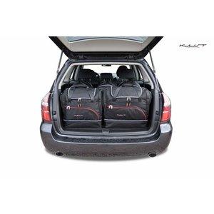 Kjust Subaru Legacy Touring Wagon | bouwjaar 2003 t/m 2009 | Kjust Car Bags | set van 5