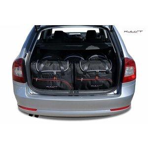 Kjust Skoda Octavia Combi | bouwjaar 2004 t/m 2013 | Kjust Car Bags | set van 5
