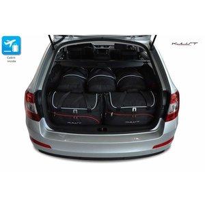 Kjust Skoda Octavia Combi | bouwjaar 2013 t/m 2020 | Kjust Car Bags | set van 5