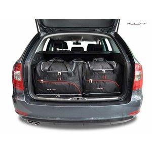 Kjust Skoda SuperB Combi | bouwjaar 2008 t/m 2015 | Kjust Car Bags | set van 5