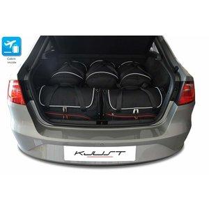 Kjust Seat Toledo | bouwjaar 2013 t/m 2018 | Kjust Car Bags | set van 5