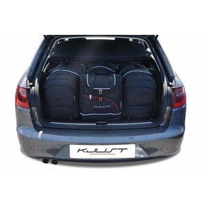 Kjust Seat Exeo ST | bouwjaar 2009 t/m 2013 | Kjust Car Bags | set van 4