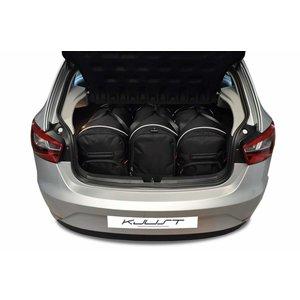 Kjust Seat Ibiza Hatchback | bouwjaar 2008 t/m 2017 | Kjust Car Bags | set van 3