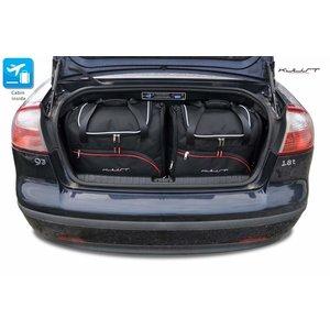 Kjust Saab 9-3 Cabrio | bouwjaar 2002 t/m 2011 | Kjust Car Bags | set van 4