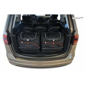 Kjust Seat Alhambra | bouwjaar 2010 t/m 2019 | Kjust Car Bags | set van 5
