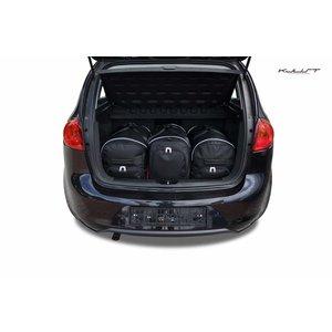 Kjust Seat Altea | bouwjaar 2004 t/m 2015 | Kjust Car Bags | set van 3